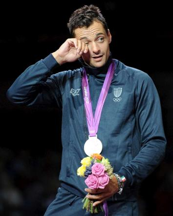 Medagli argento Olimpiadi Londra 2012