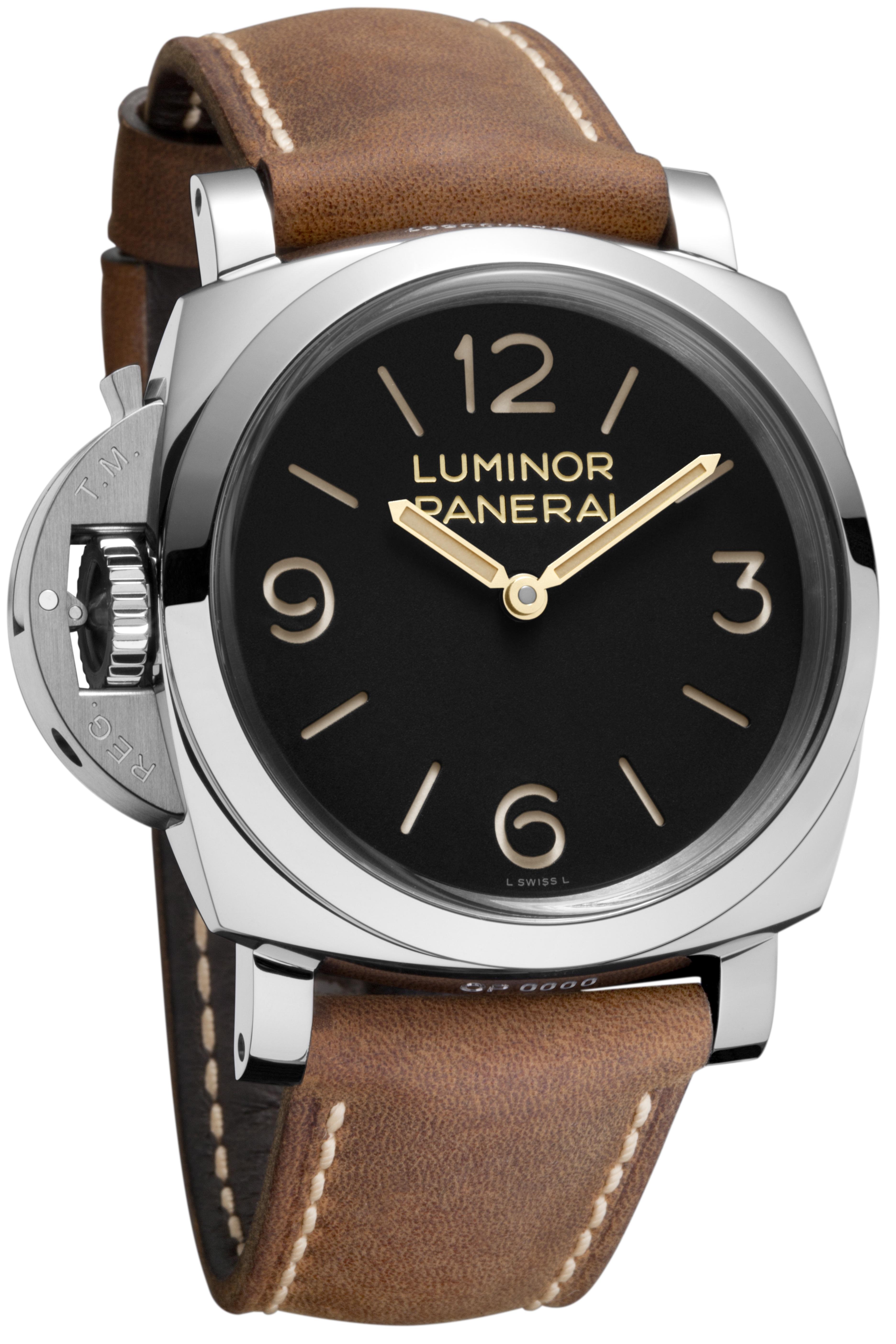 in vendita 14e72 ea01a PANERAI LUMINOR 1950 LEFT-HANDED 3 DAYS – 47mm | Blog ...