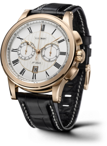 L.Leroy Chronograph Marine