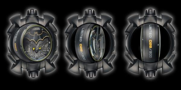 Batman 8000 Limited Edition - La trasformazione