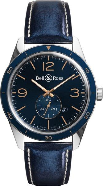 Bell & Ross BR 123 Aeronavale