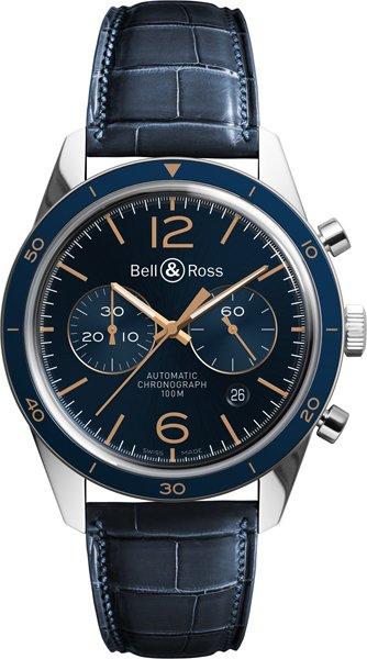 Bell & Ross BR 126 Aeronavale