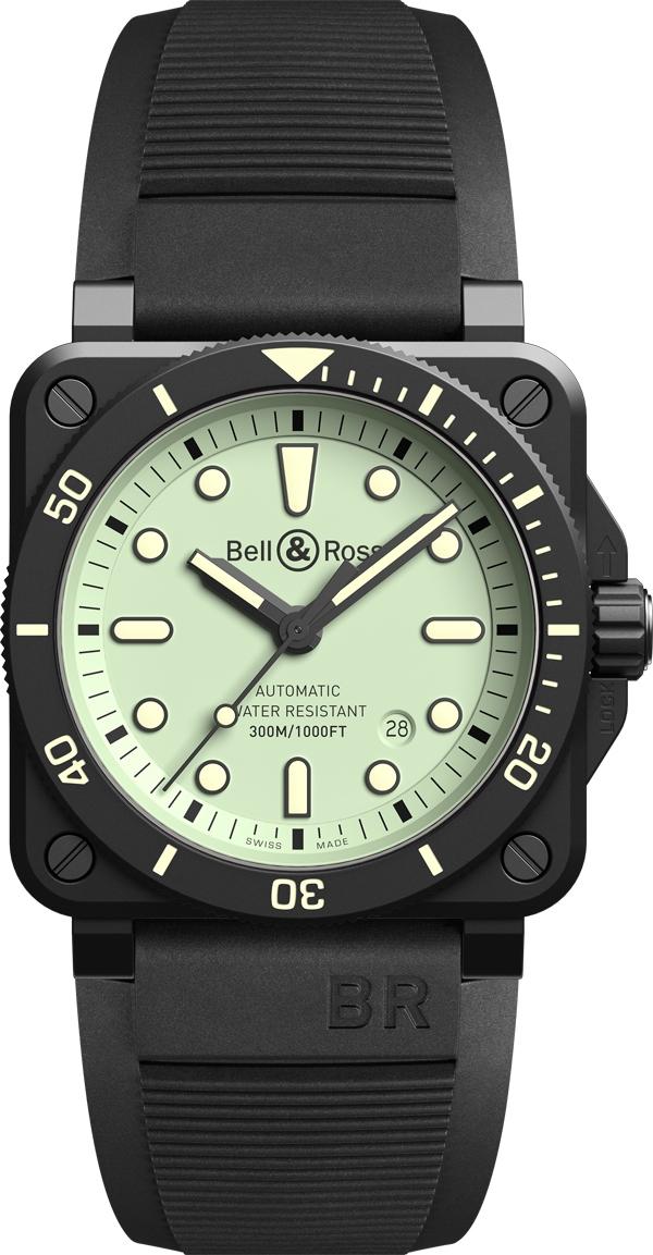 Bell & Ross BR03-92 DIVER FULL LUM