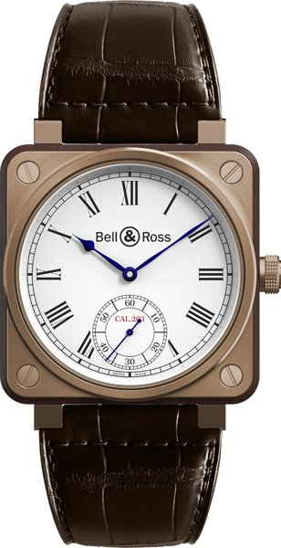 Bell & Ross Instrument de Marine Chronograph Chronograph