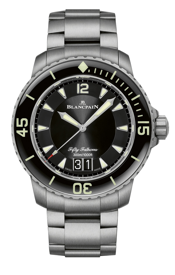Blancpain Fifty Fathoms  Grande Date