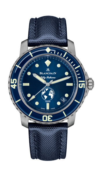 Blancpain Ocean Commitment Fifty Fathoms