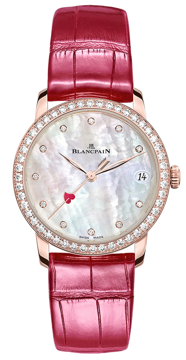 Blancpain Villeret Women Date