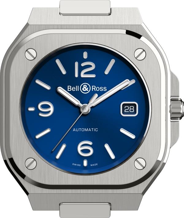 BR 05 di Bell & Ross quadrante blu
