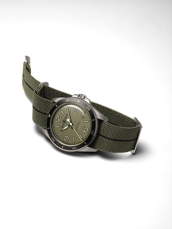 BRV2-92 Military Green