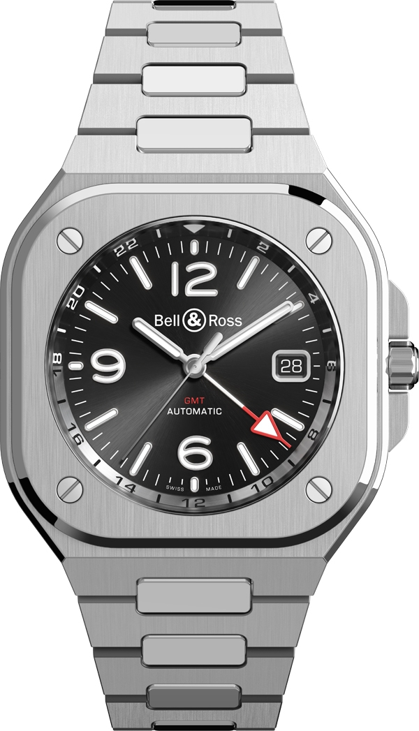BR05 GMT - bracciale acciaio