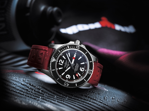 BREITLING SUPEROCEAN IRONMAN® LIMITED EDITION