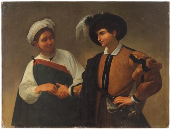 Buona Ventura di Caravaggio