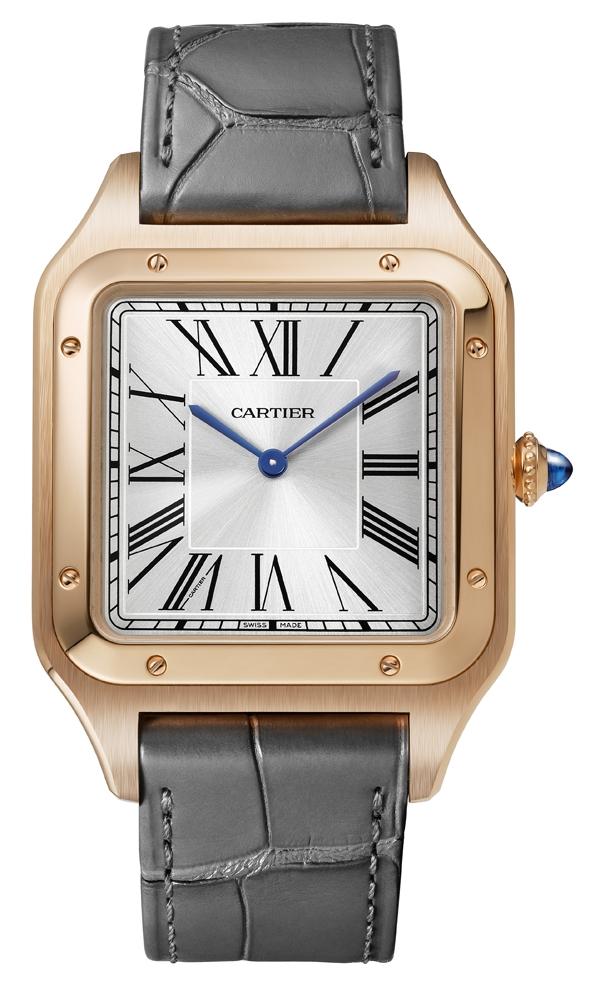Cartier Santos-Dumont XL - Oro rosa
