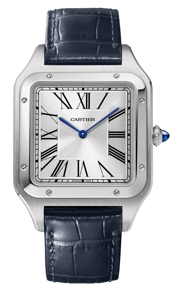 Cartier Santos-Dumont XL - Acciaio
