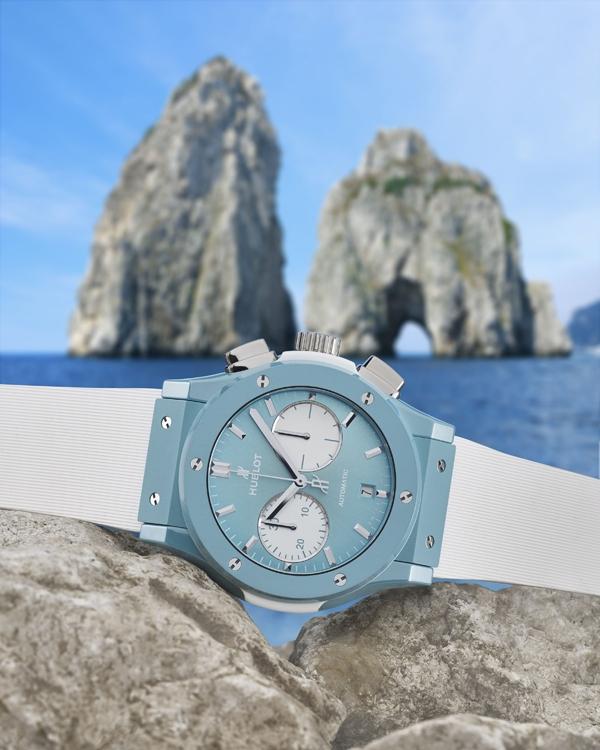 Classic Fusion Chronograph Special Edition Capri