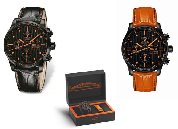 Cronografo Multifort Special Edition