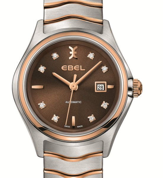 EBEL Wave Lady Bronze Automatico