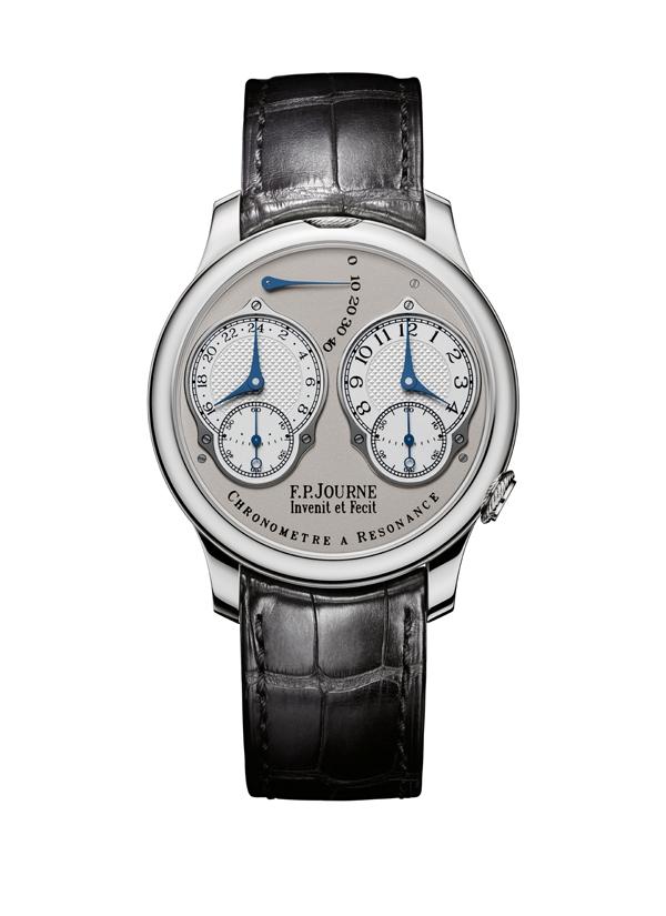 F.P. Journe Chronomètre à Résonance - Cassa in platino