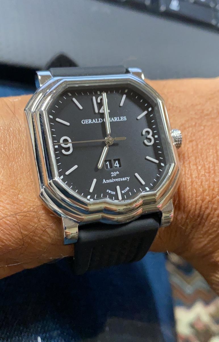 Orologi Designer Del Tempo gerald charles | blog signori degli orologi