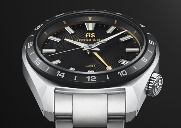 Grand Seiko GMT con movimento al quarzo 9F86