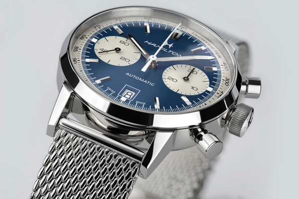 Hamilton Intra-Matic Automatic Chronograph 40 mm