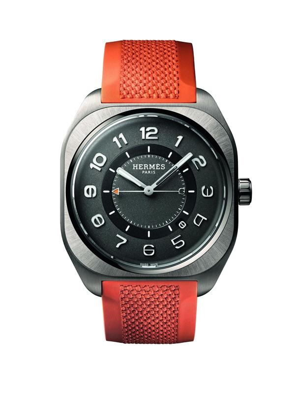 Hermès H08 titanio
