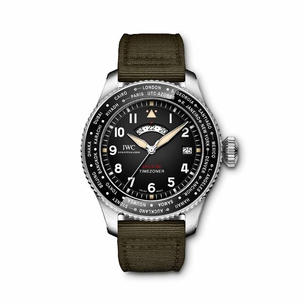 IWC Pilot's Watches  Timezoner Spitfire Edition The Longest Flight