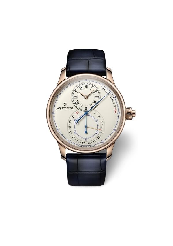 Jaquet Droz  Grande Seconde Chronograph in edizione limitata