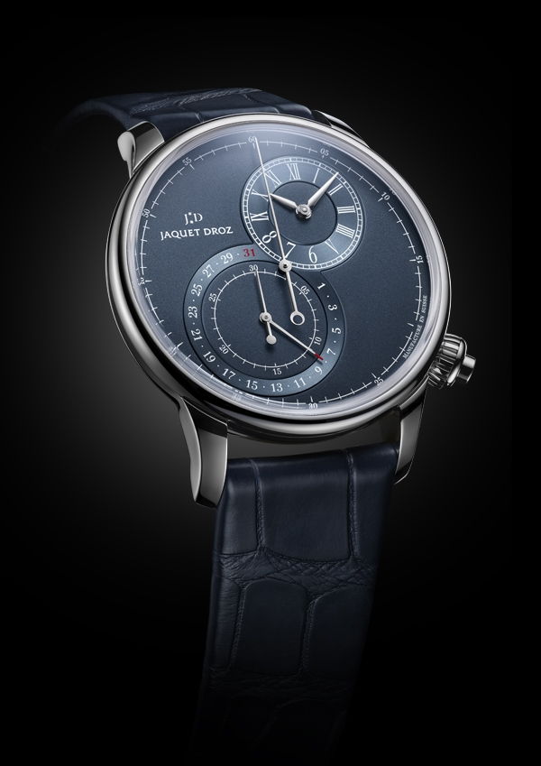 JAQUET DROZ  Grande Seconde Chronograph