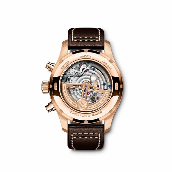 "Pilot's Watch Perpetual Calendar Chronograph Edition ""Le Petit Prince"""