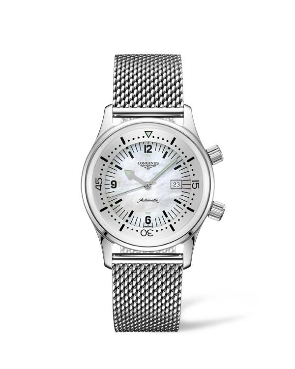 Longines Legend Diver Watch 36mm