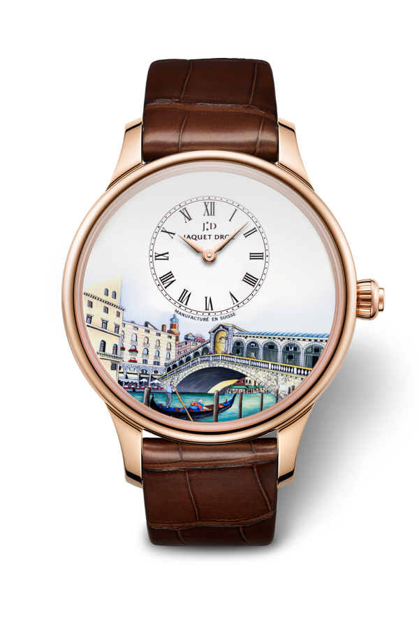 Masters of Time - Jaquet Droz Petite Heure Minute