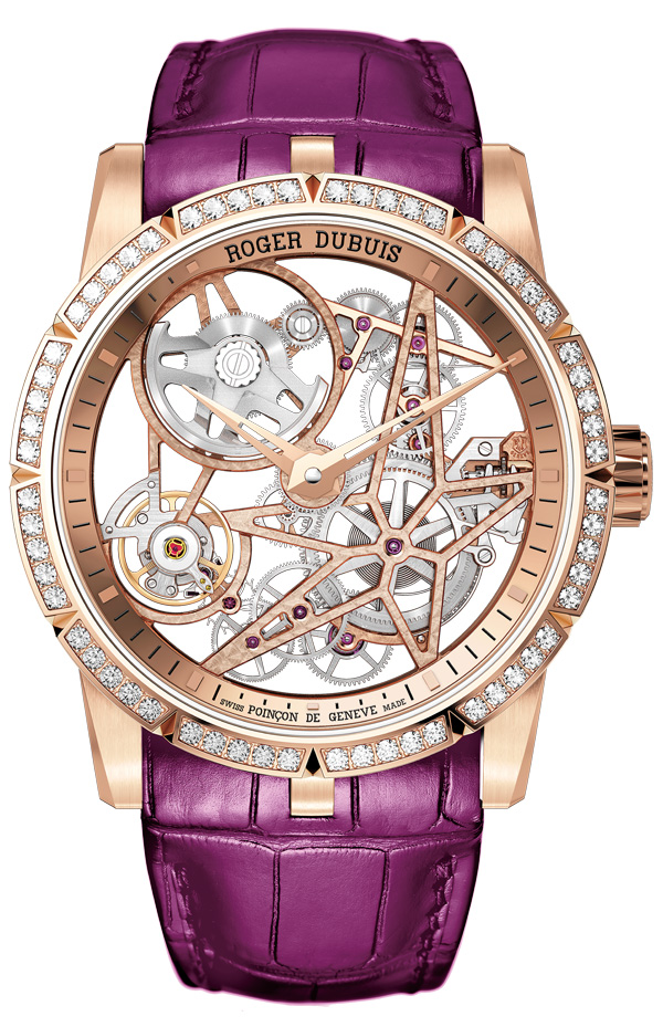 Masters of Time - Roger Dubuis