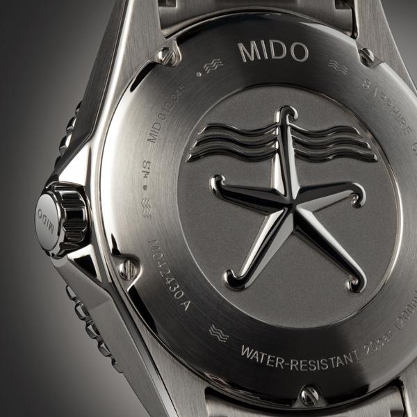 Mido Ocean Star 200C - Fondello