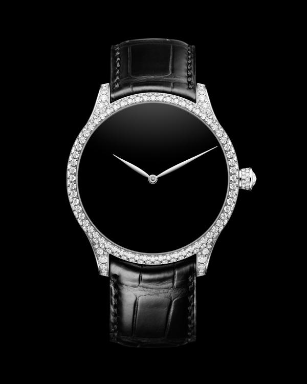 Moser & Cie Venturer Concept Vantablack® Diamonds