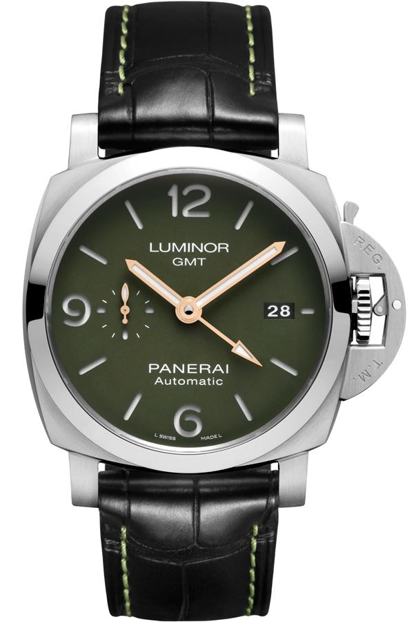Officine Panerai Luminor GMT – 44 mm (PAM 1056)