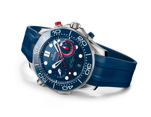 OMEGA Seamaster Diver 300M Americas' Cup