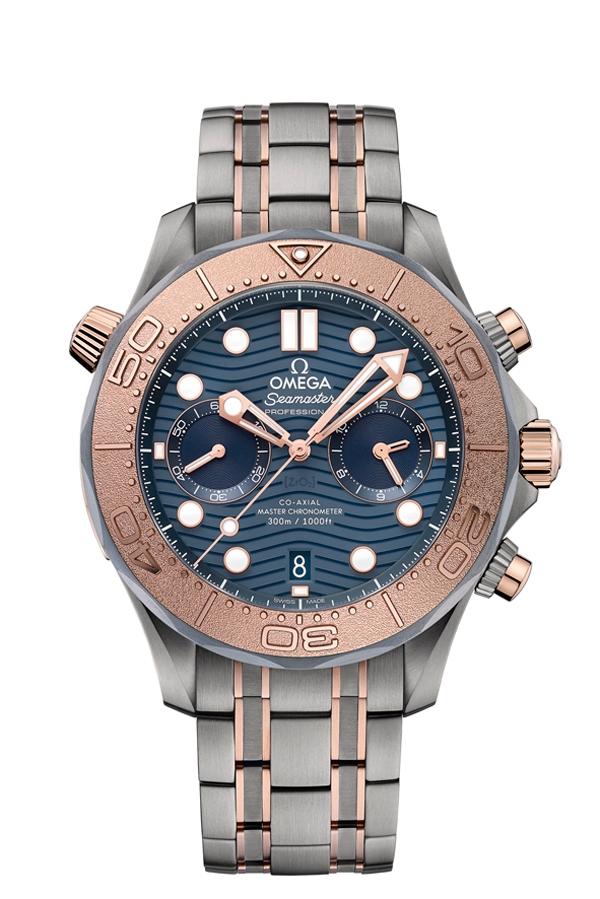 OMEGA Seamaster Diver 300M Cronografo