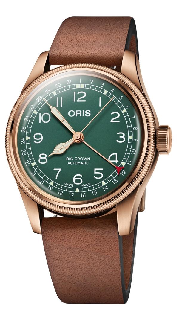 Oris Big Crown Pointer Date 80th Anniversary Edition