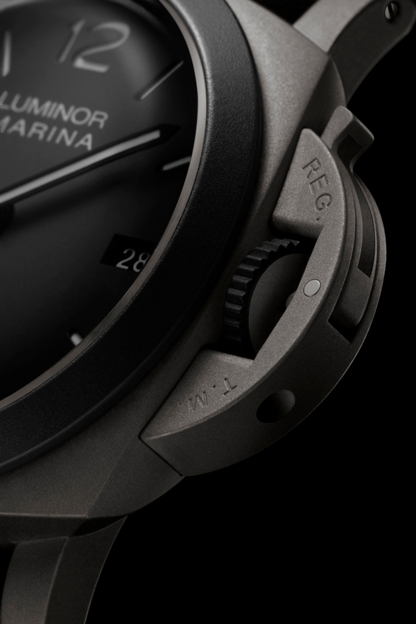 Panerai Luminor Marina 44 mm – Guillaume Néry Edition