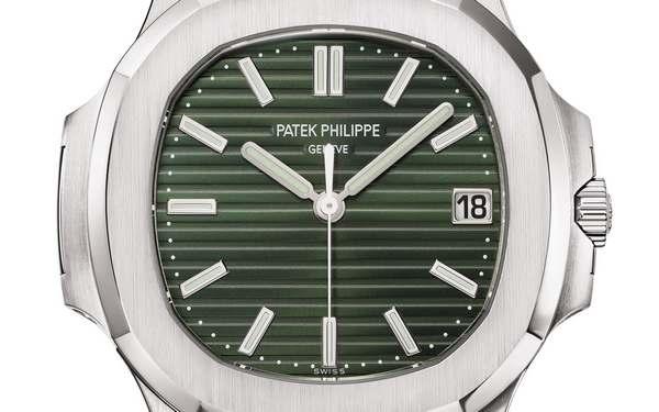 Patek Philippe  5711/1A quadrante verde oliva