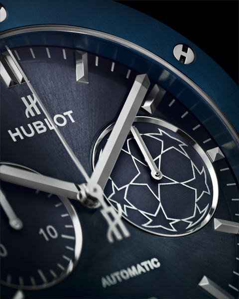 Hublot Classic Fusion Chronograph UEFA Champions League