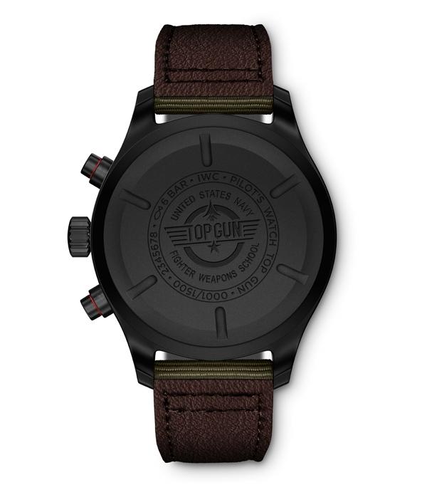 "Pilot's Watch Chronograph TOP GUN Edition ""SFTI"" - FONDELLO"