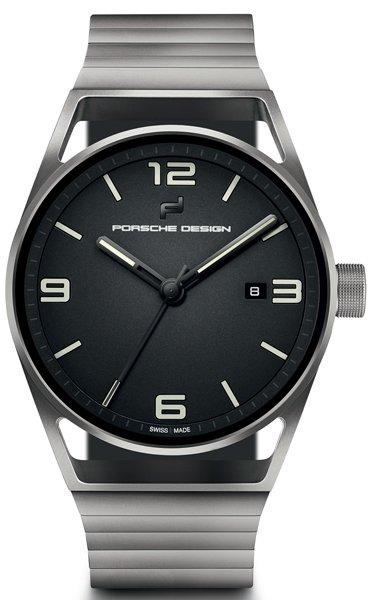 Porsche Design 1919 Datetimer Eternity Black Edition All-Titanium