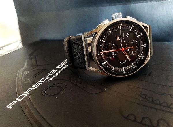 Porsche Design 911 Chronograph Timeless Machine Limited Edition