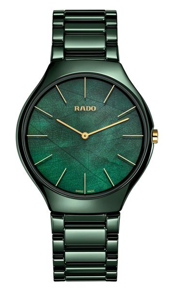 Rado True Thinline Nature Collection