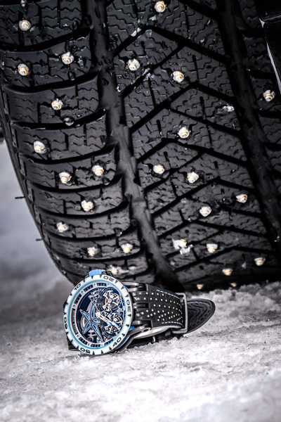 Roger Dubuis Excalibur Spider Pirelli SOTTOZERO™