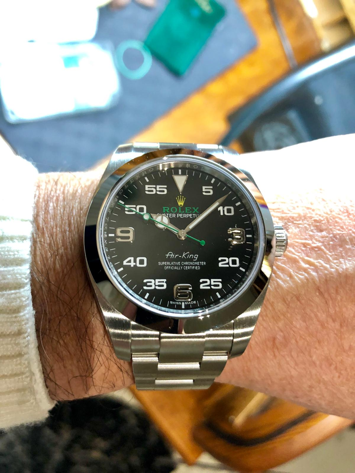 Air King Limited Edition