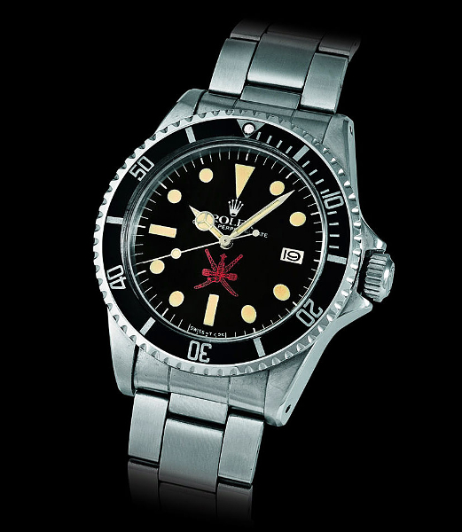 Rolex Sea-Dweller 1665 Arabia