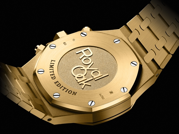 Royal Oak Cronografo Automatico  in oro giallo